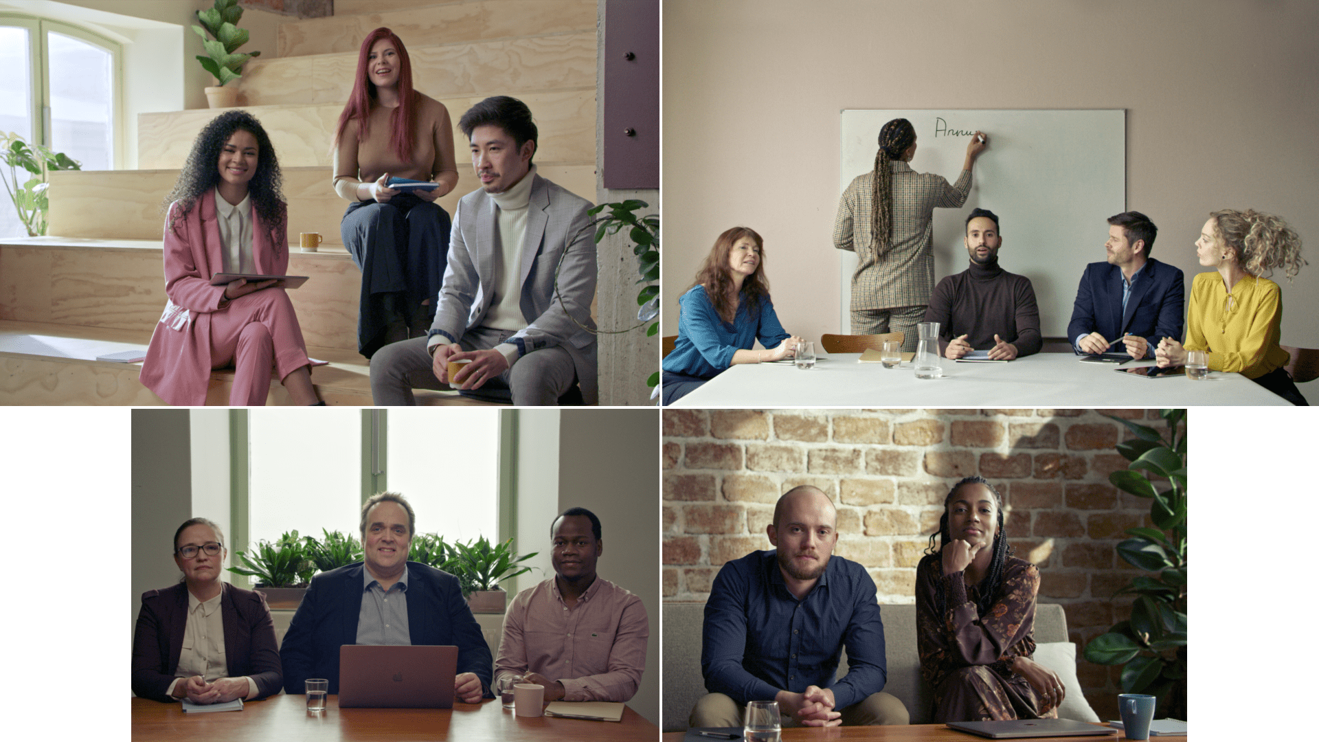 Pexip's AI powered adaptive composition video conferencing feature