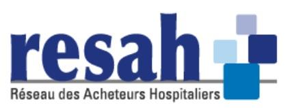 Logo Resah