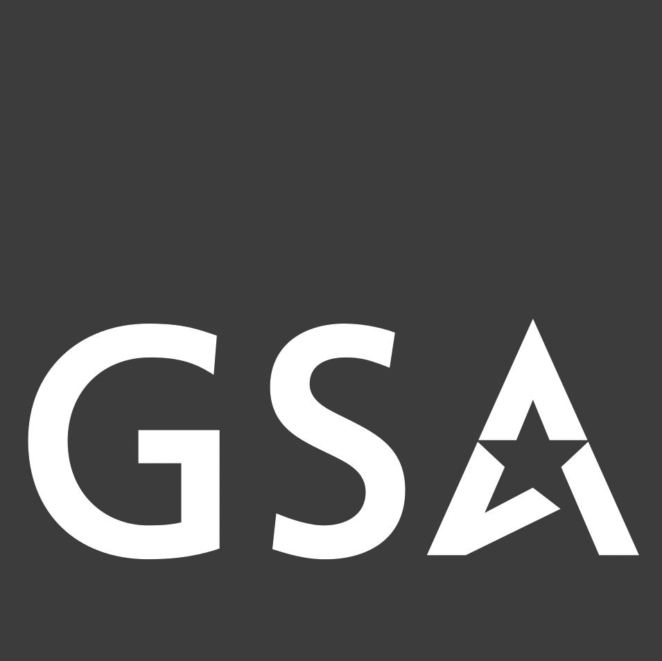 GSA Logo grey