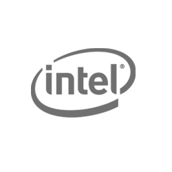 Intel logo grey 250x250