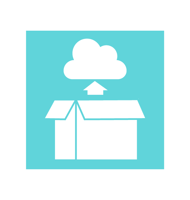 Service Out of the box icon
