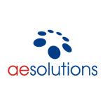 AE Solutions logo
