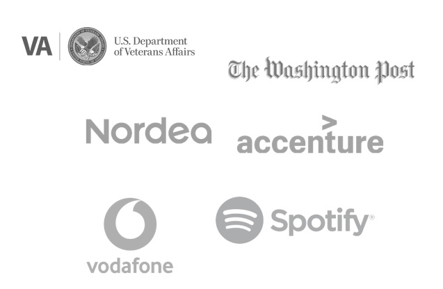 Pexip Customer Logos (multiple)