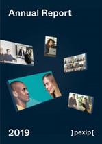 Pexip annual report cover