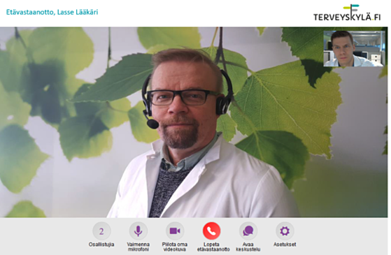 How Helsinki University Hospital uses video for outpatient care
