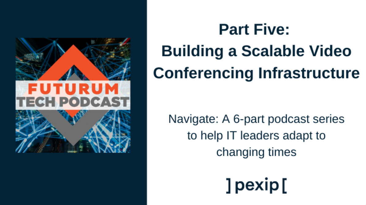 Building a Scalable Video Conferencing Infrastructure