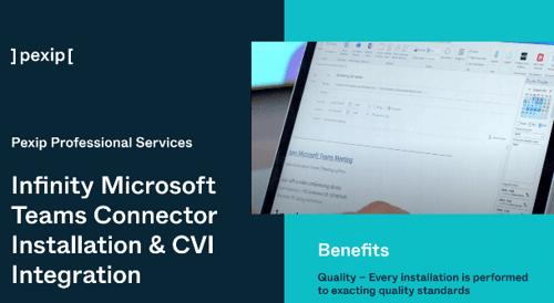 Microsoft Teams Connector Installation & CVI Integration