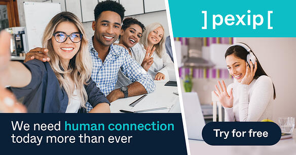 Pexip Human Connection - Try for free