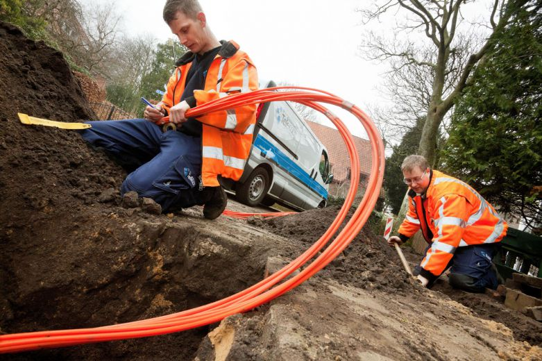 VolkerWessels Telecom - Fiber to the Home