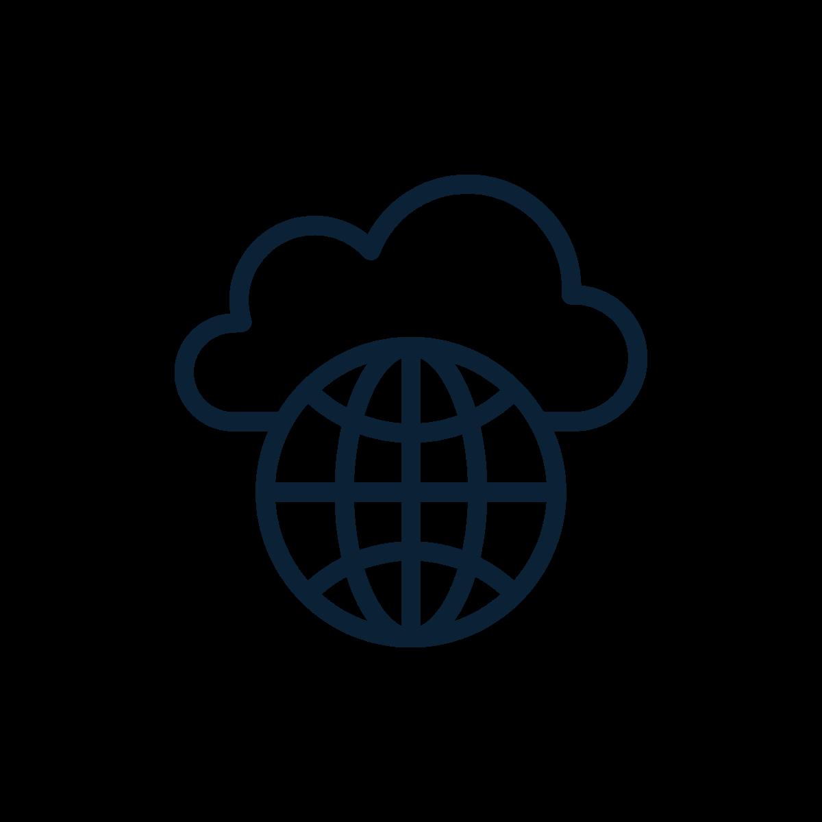 Global cloud video service