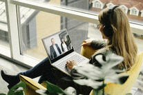 videoconferencing work from home