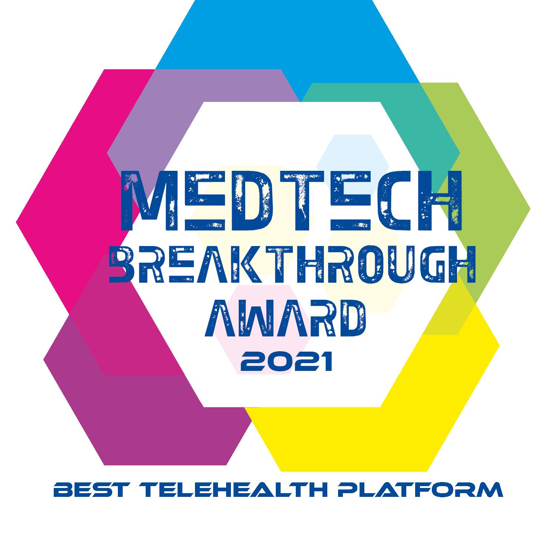 "Pexip Health Wins ""Best Telehealth Platform"" Award in 2021 MedTech Breakthrough Awards"