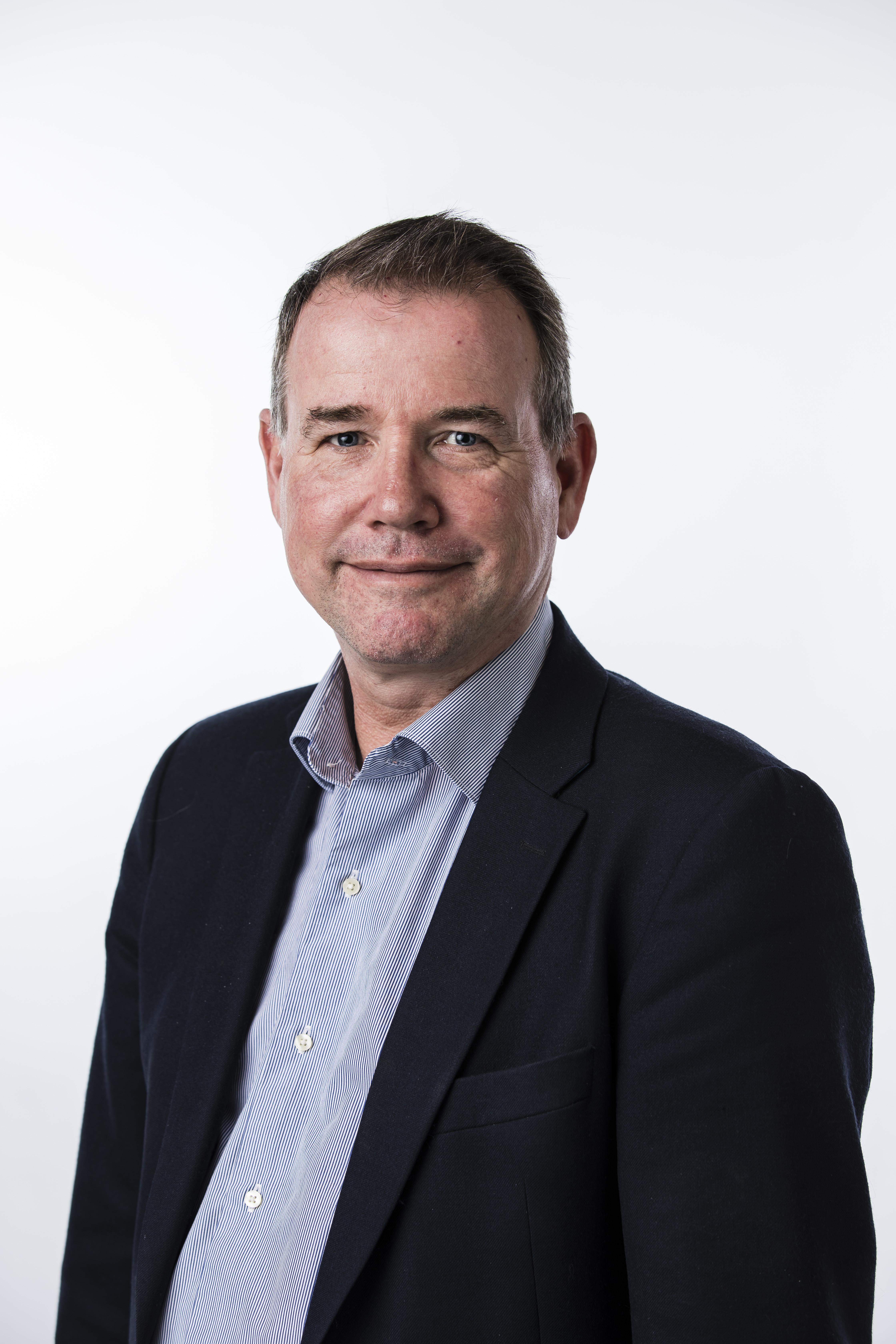 Bert de Vos;Channel Sales Manager
