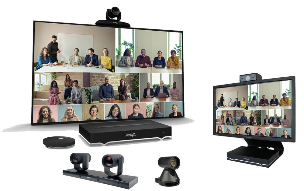 Avaya endpoint devices