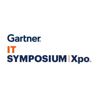 Gartner IT symposium