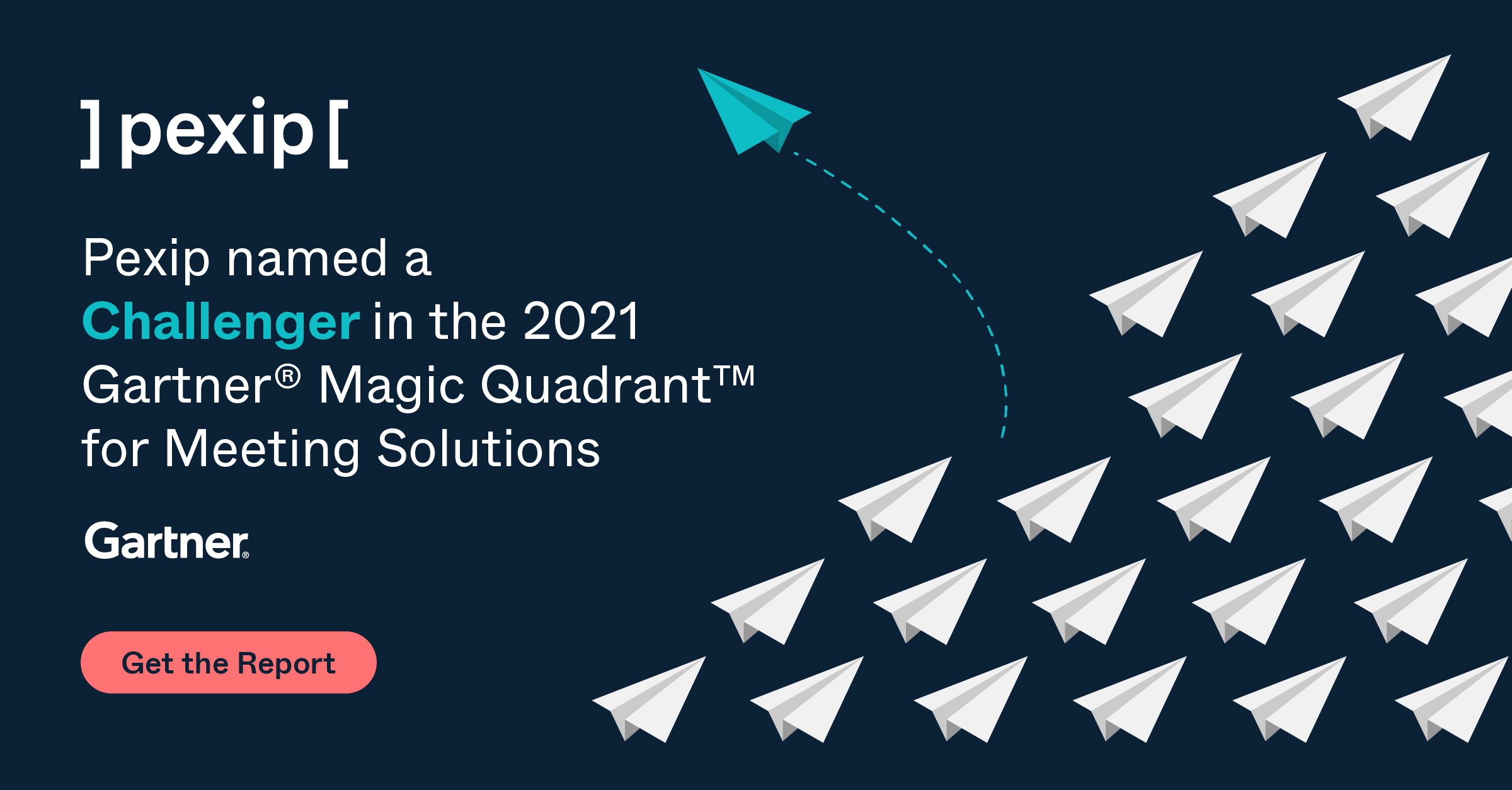 Pexip Named a Challenger in the 2021 Gartner Magic Quadrant for Meeting Solutions