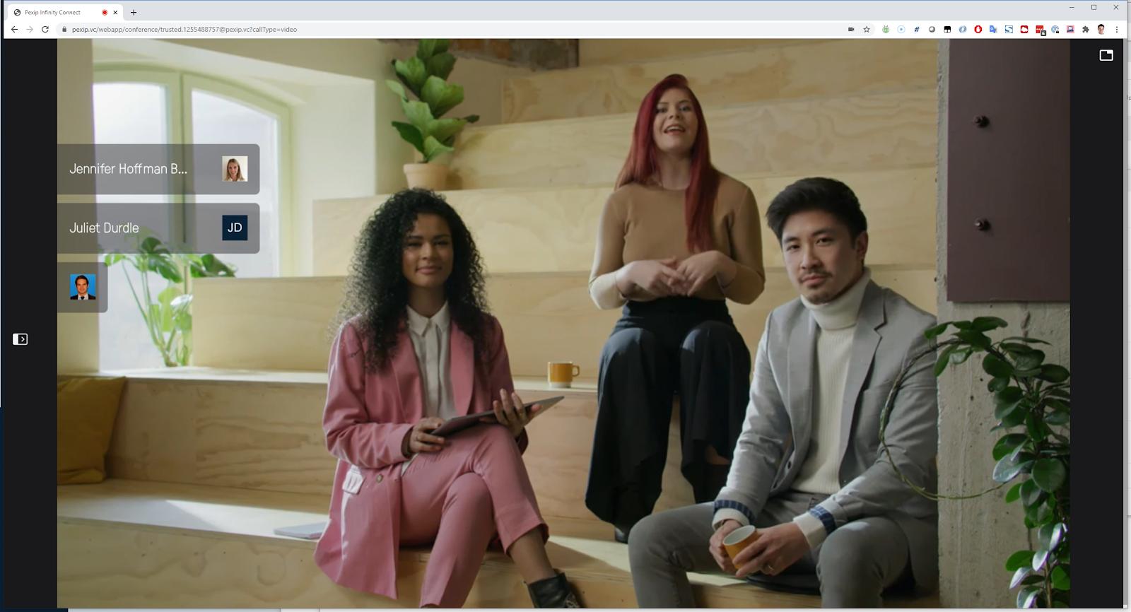 Microsoft avatars help