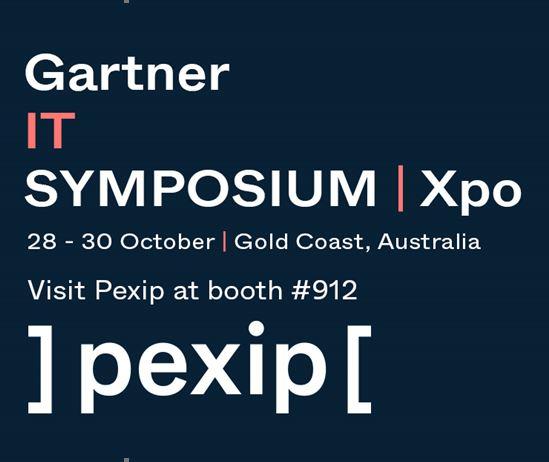 Pexip at Gartner gold coast square