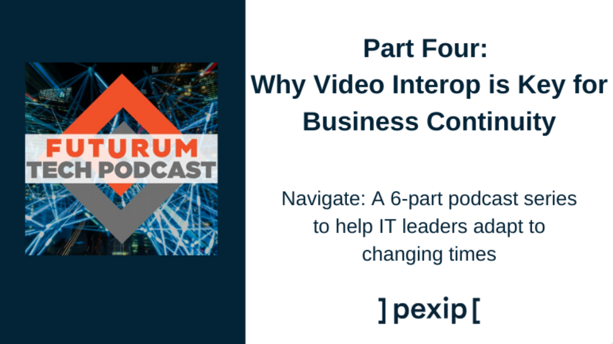Why Video Interop is Key for Business Continuity