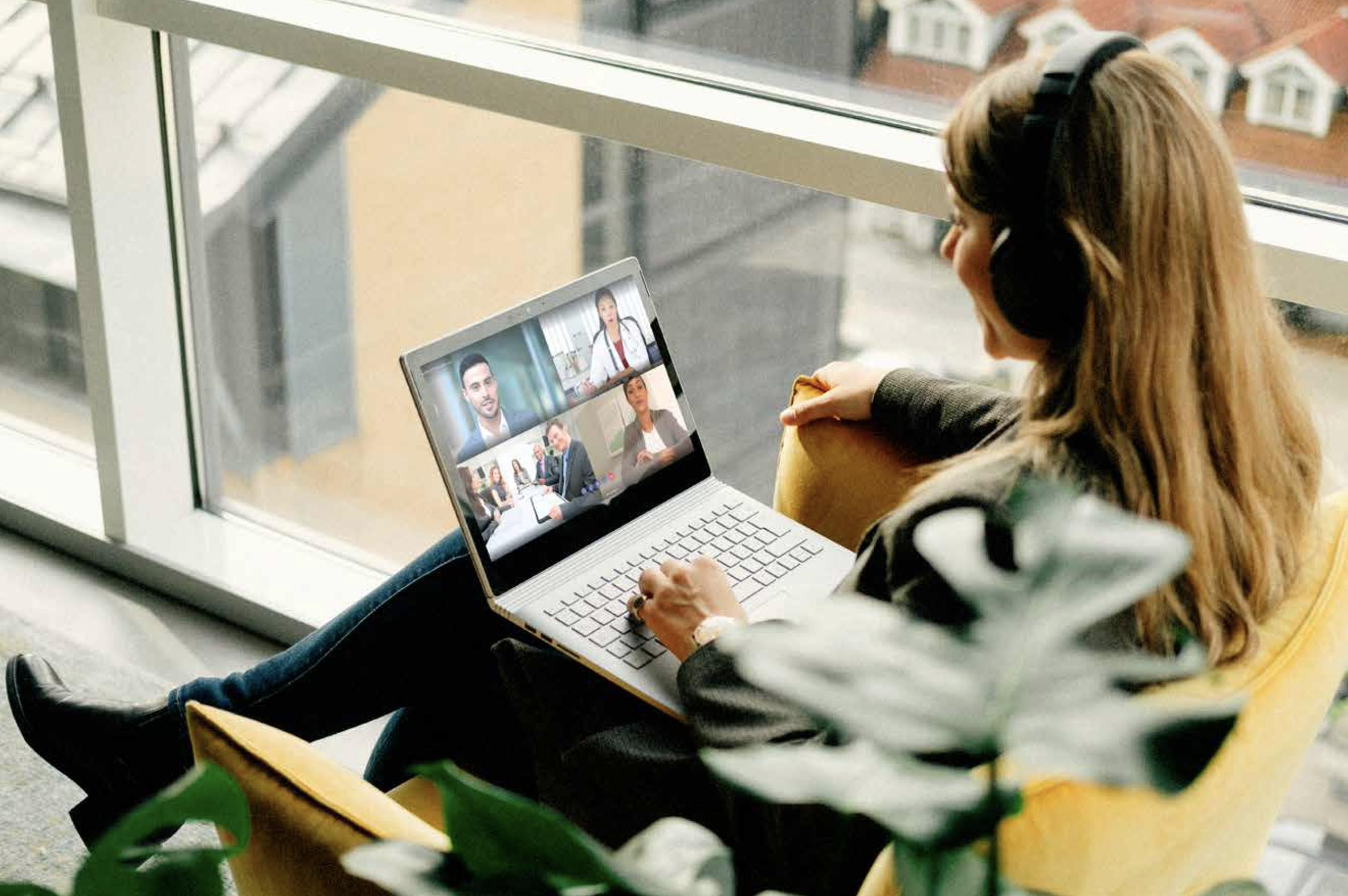 Pexip gjør det enklere å delta i videomøter