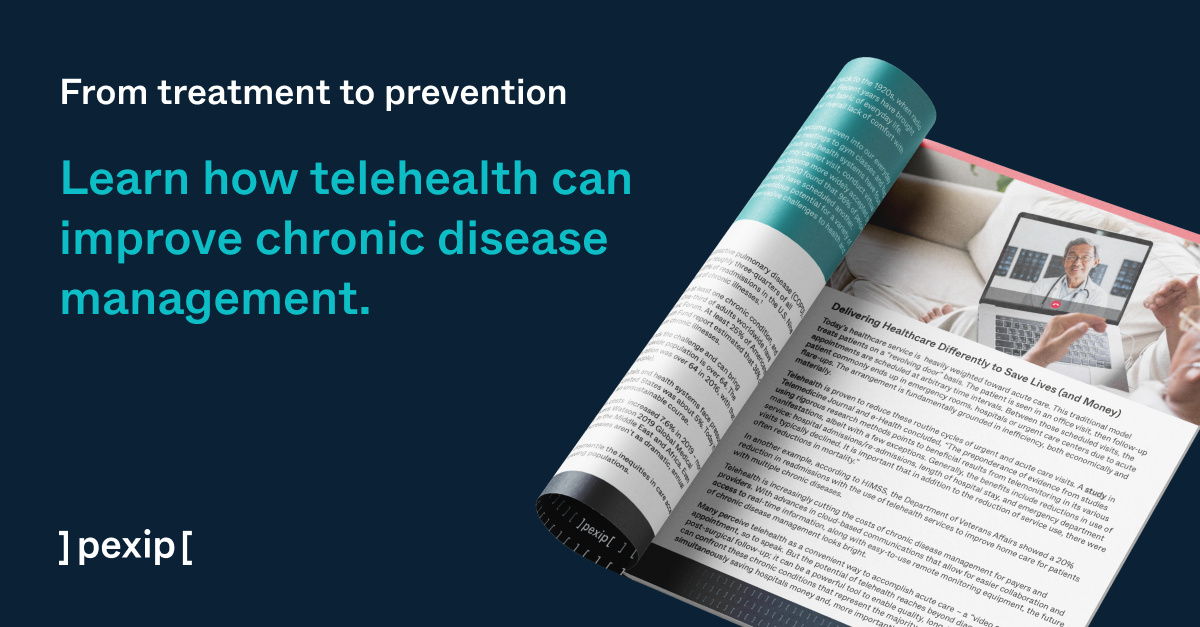 Telehealth for Chronic Disease white paper