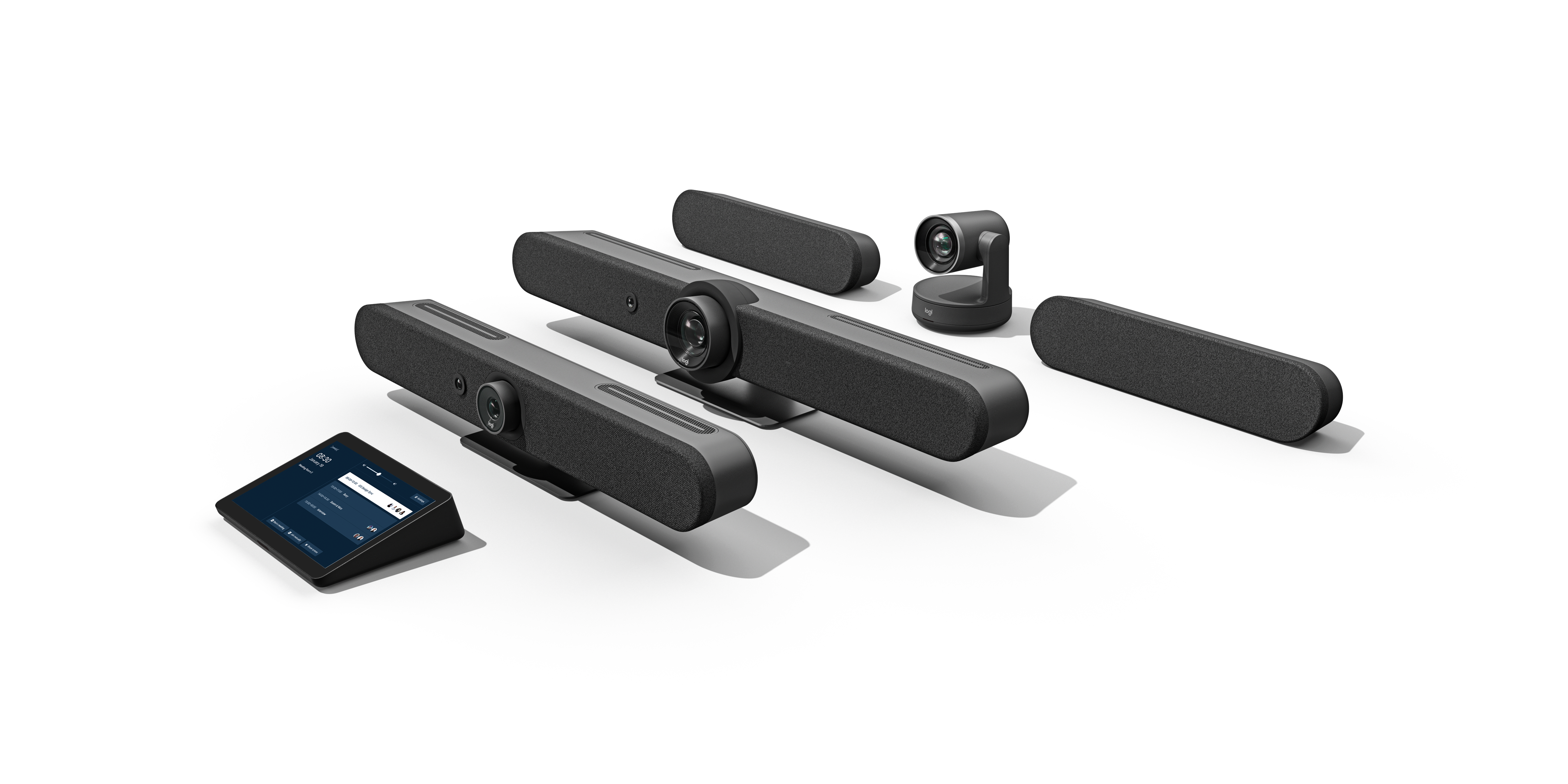 Logitech Rally family of devices