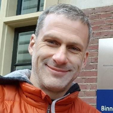 Andrew Reitter; Senior Director of Business Development