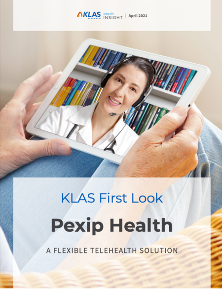 KLAS First Look