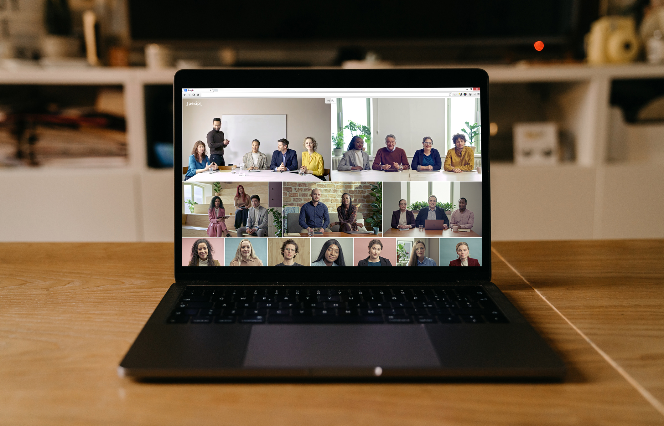 Meeting inclusion on video conferencing