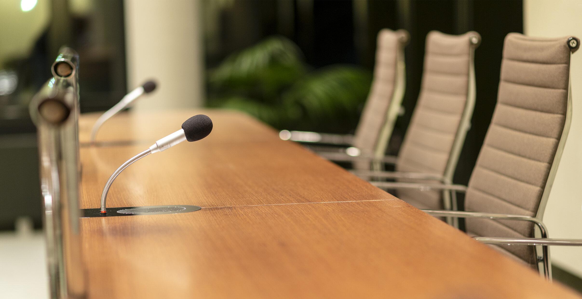 Video court arraignment