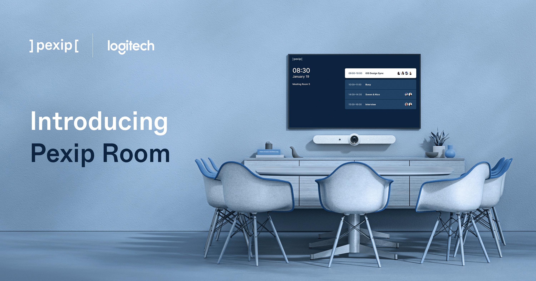 Pexip room solution for secure, simple video meetings