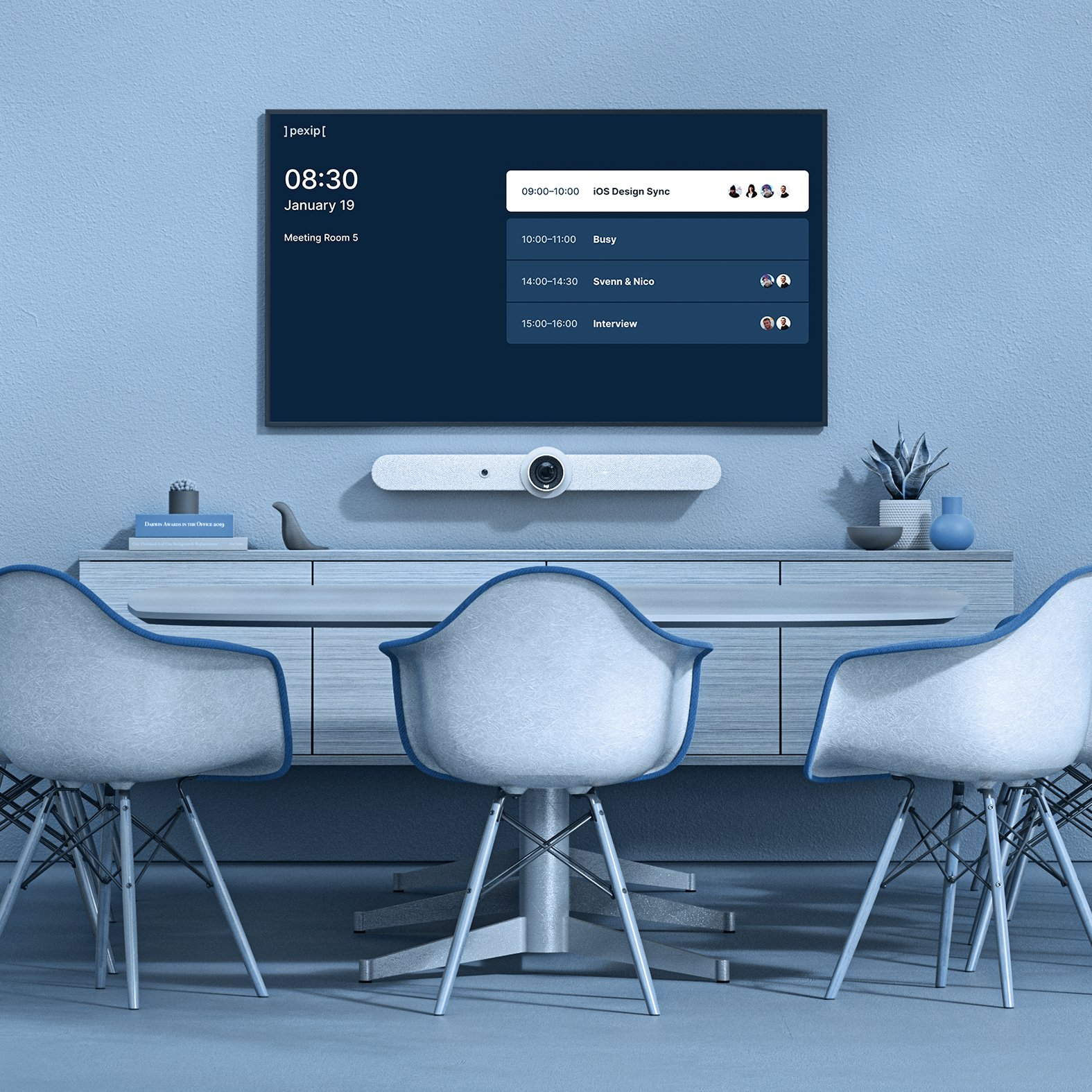 Pexip and Logitech Partnership Brings AI-Powered, Immersive Video Collaboration from the Desktop to the Meeting Room